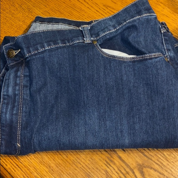 Catherines Denim - Catherines Right Fit blue jeans